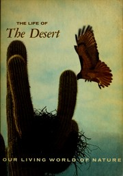 Cover of: The life of the desert | Ann Sutton