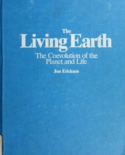 Cover of: The living earth