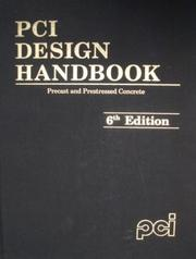 Cover of: PCI Design Handbook by