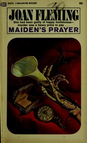 Maiden's prayer by Fleming, Joan