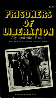 Cover of: Prisoners of liberation