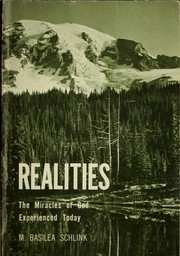 Cover of: Realities