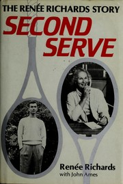 Cover of: Second Serve | Renee Richards