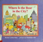 Where is the bear in the city?
