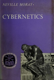 Cover of: Cybernetics. | Neville Moray