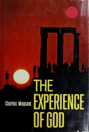 Cover of: The experience of God