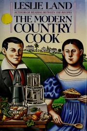 Cover of: The modern country cook