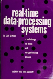 Cover of: Real-time data-processing systems