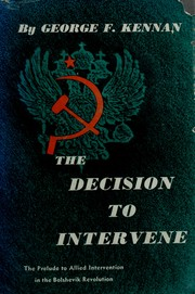 Cover of: Soviet-American relations, 1917-1920