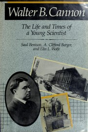 Cover of: Walter B. Cannon
