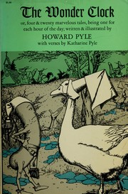 Cover of: The wonder clock | Howard Pyle