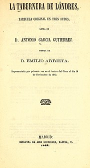 Cover of: La taberna de Londres