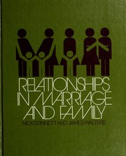 Cover of: Relationships in marriage & family
