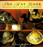 Cover of: The hat book | Juliet Bawden