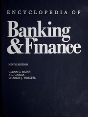 Cover of: The St. James encyclopedia of banking & finance