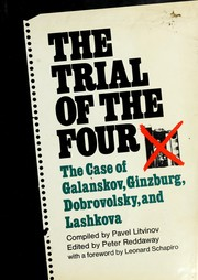 Cover of: The trial of the four