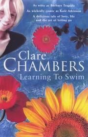 Cover of: Learning to Swim | Clare Chambers