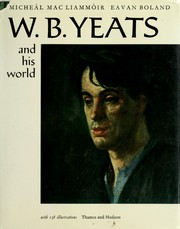 Cover of: W. B. Yeats and his world