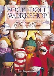 Sock Doll Workshop by Cindy Crandall-Frazier