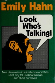 Cover of: Look who's talking!