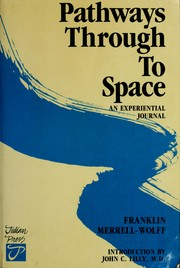 Cover of: Pathways through to space