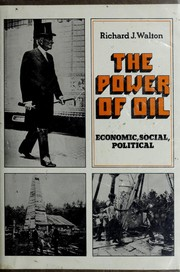 Cover of: The power of oil