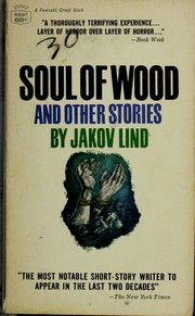 Cover of: Soul of wood, & other stories