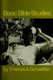 Cover of: Basic Bible studies