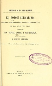 Cover of: El Potosí submarino