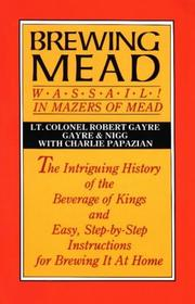 Cover of: Brewing mead