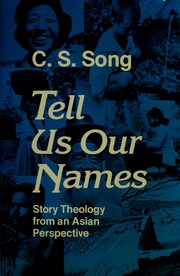 Cover of: Tell us our names