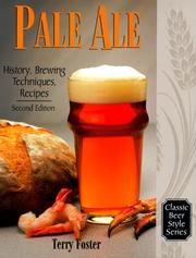 Cover of: Pale Ale, Revised