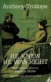 Cover of: He knew he was right