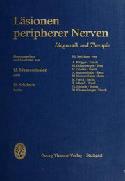 Cover of: Läsionen peripherer Nerven | Marco Mumenthaler