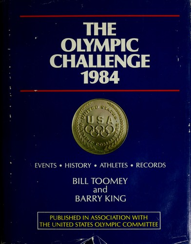 The Olympic challenge by Bill Toomey