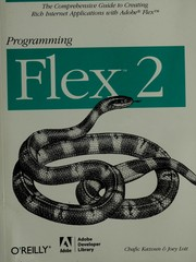 Cover of: Programming Flex 2 | Chafic Kazoun