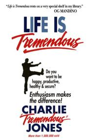 Cover of: Life Is Tremendous
