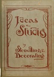 Ideas & studies in stencilling & decorating