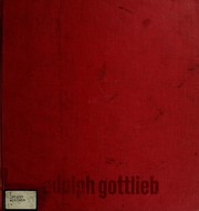 Cover of: Adolph Gottlieb