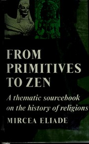 Cover of: From primitives to Zen