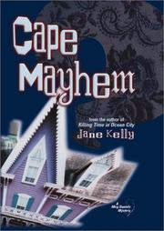 Cover of: Cape Mayhem