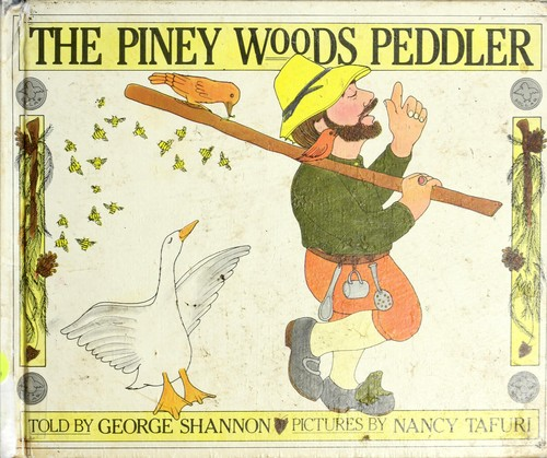 The Piney Woods peddler by George W. B. Shannon