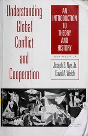 Cover of: Understanding global conflict and cooperation