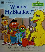 "Cover of: ""Where's my blankie?"""