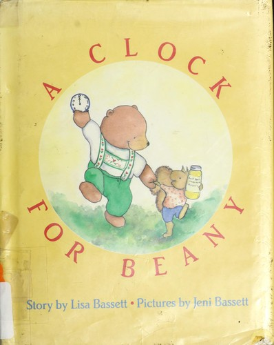 A clock for Beany by Lisa Bassett