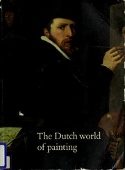 Cover of: The Dutch world of painting
