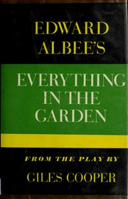 Cover of: Everything in the garden