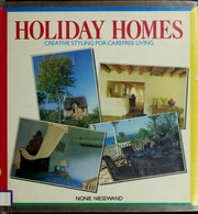 Cover of: Holiday homes