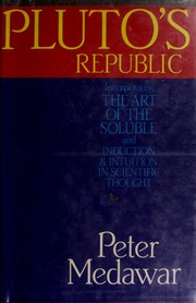 Cover of: Pluto's Republic
