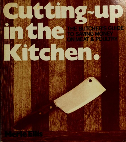 Cutting Up In The Kitchen 1975 Edition Open Library